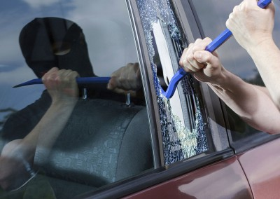 Top five tips to deter vehicle crime